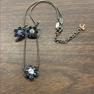 Sabika Necklace and earring Big SALE